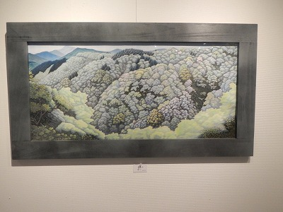 H26年6月五十嵐鉛筆画展 011
