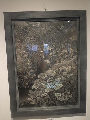 H26年6月五十嵐鉛筆画展 013