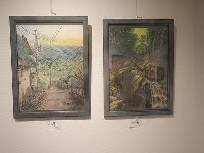 H26年6月五十嵐鉛筆画展 024