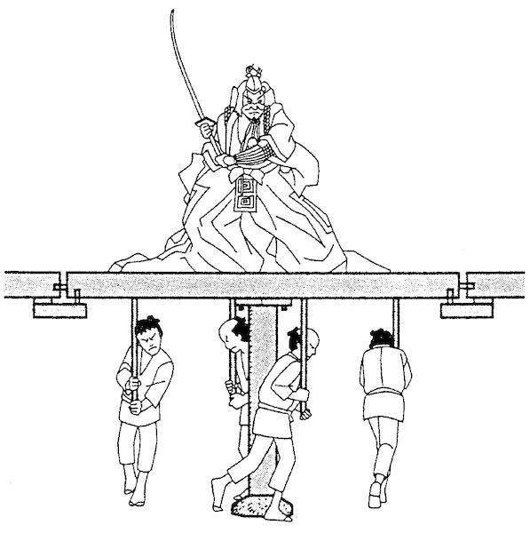 船越の舞台_断面図_2