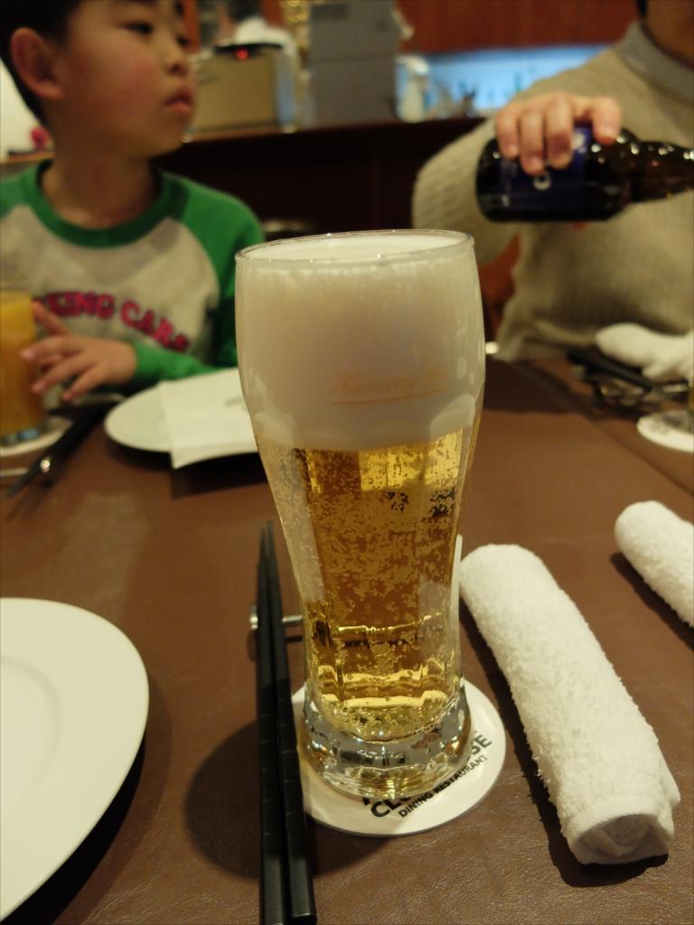 私が注文したビール_1