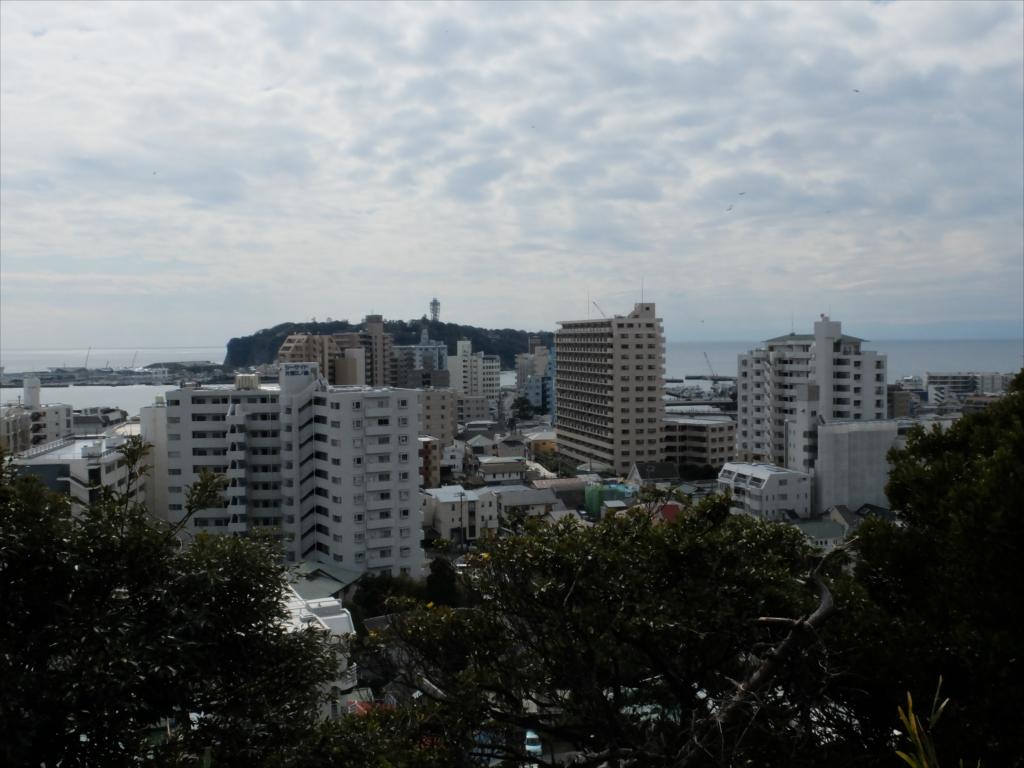 仏舎利塔設置場所からの眺め_1