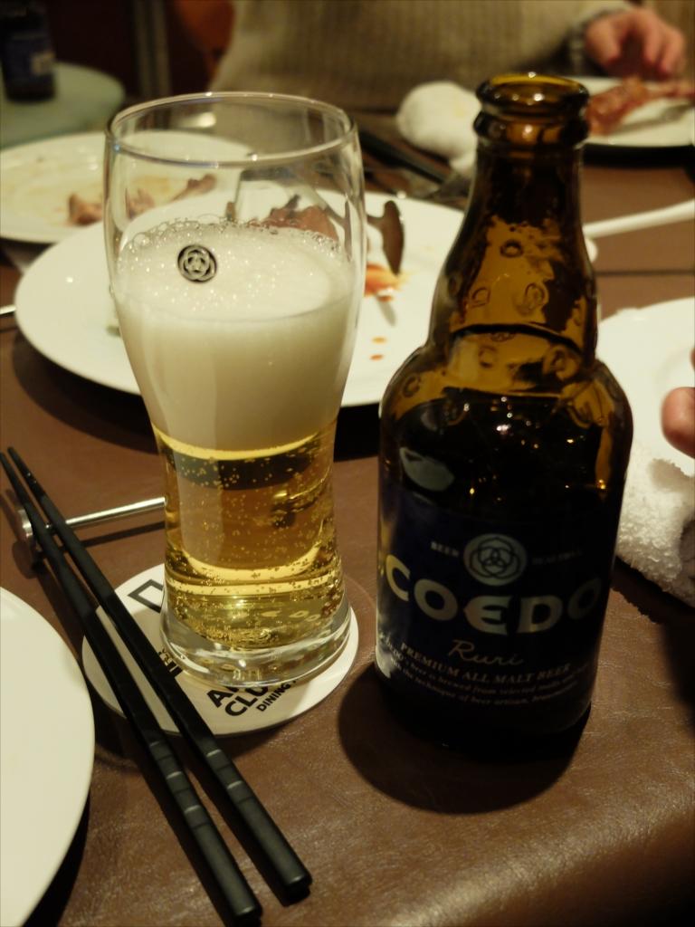 私が注文したビール_2