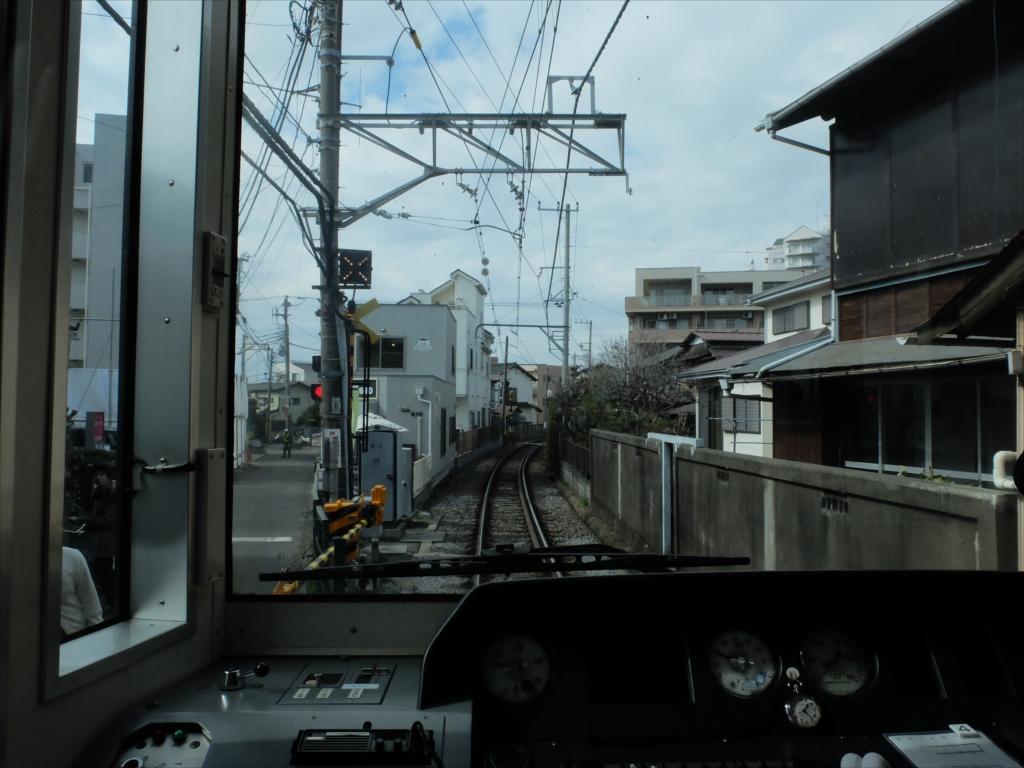 江ノ島駅-湘南海岸公園駅の途中区間_2
