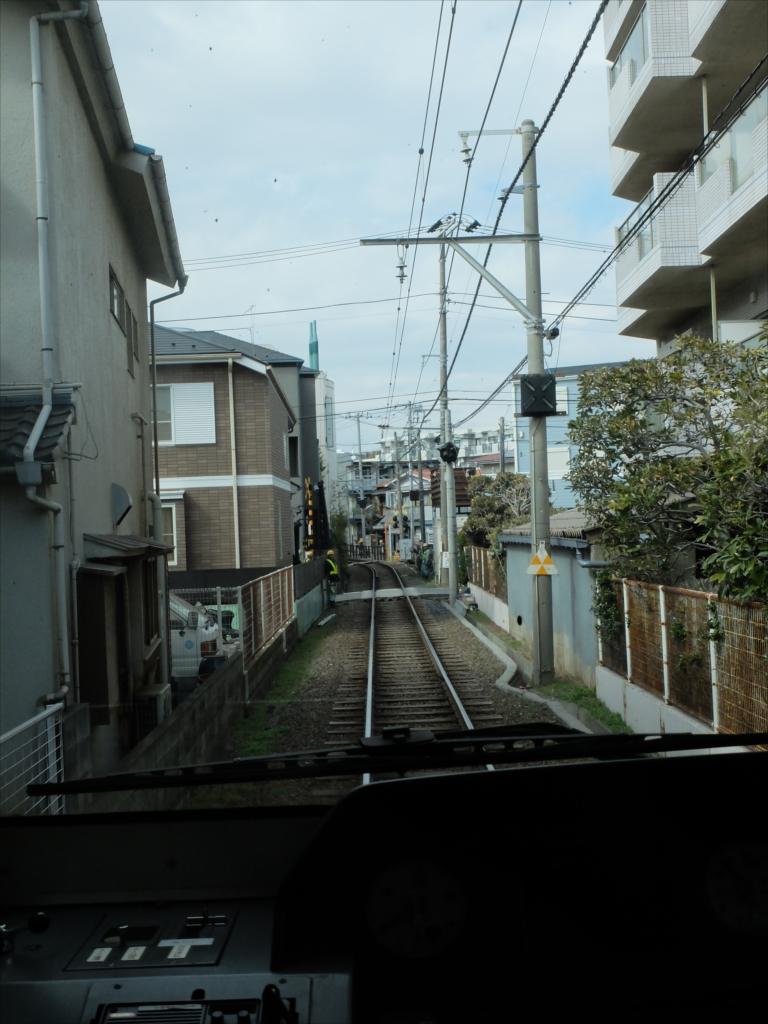 江ノ島駅-湘南海岸公園駅の途中区間_3