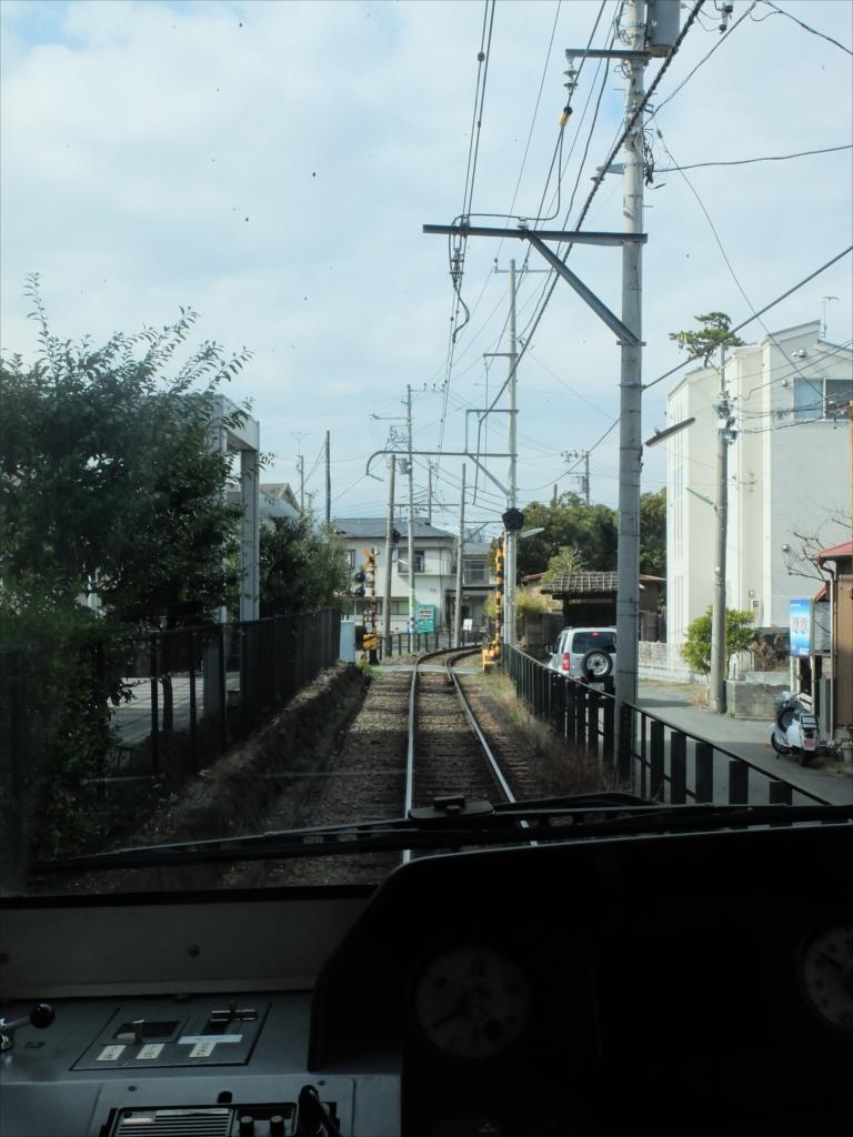 江ノ島駅-湘南海岸公園駅の途中区間_4