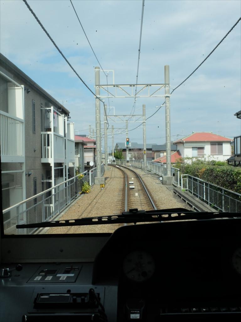 湘南海岸公園駅-鵠沼駅の途中区間_1