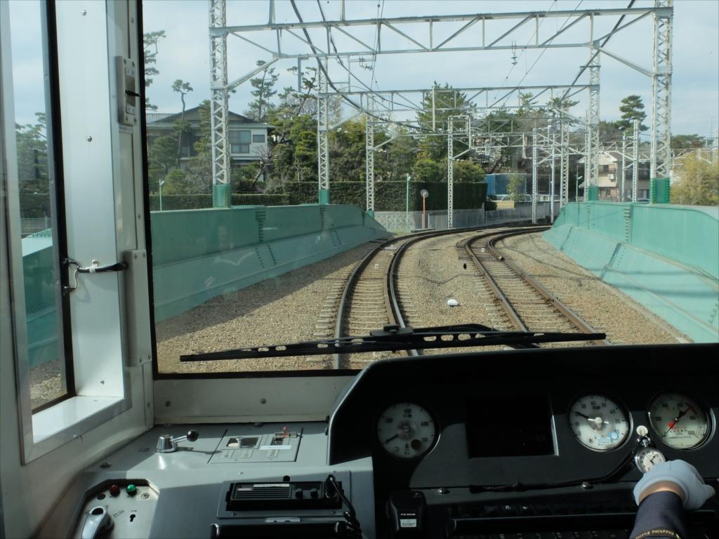 湘南海岸公園駅-鵠沼駅の途中区間_2