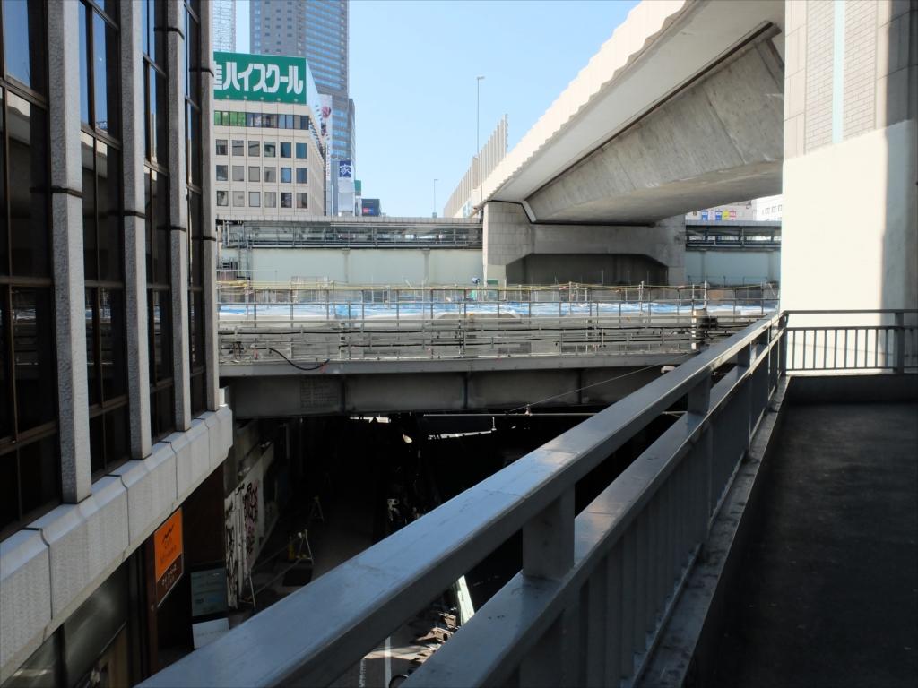 東横線渋谷駅ホーム跡_1