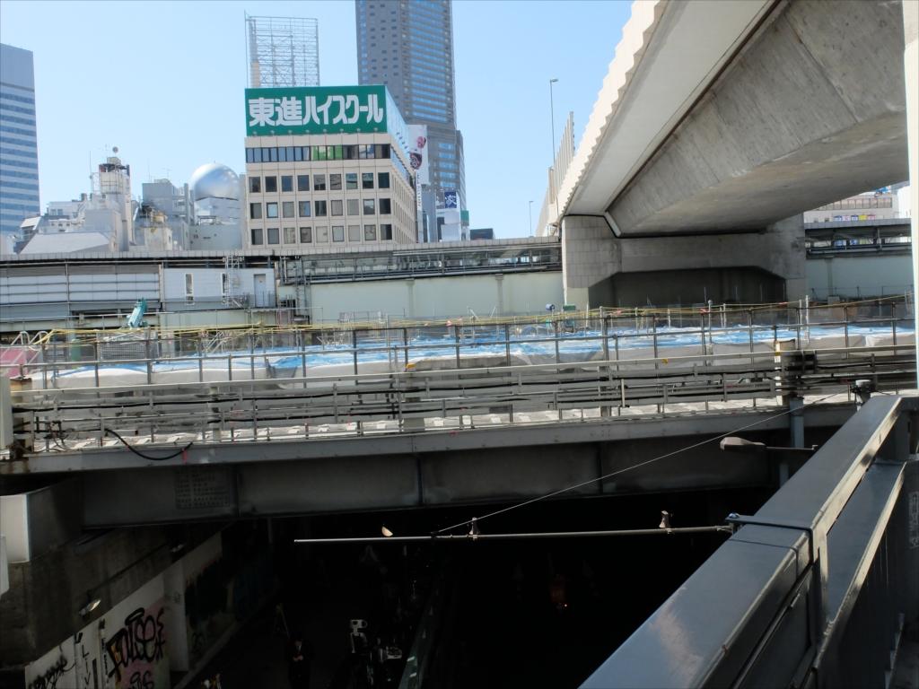 東横線渋谷駅ホーム跡_2