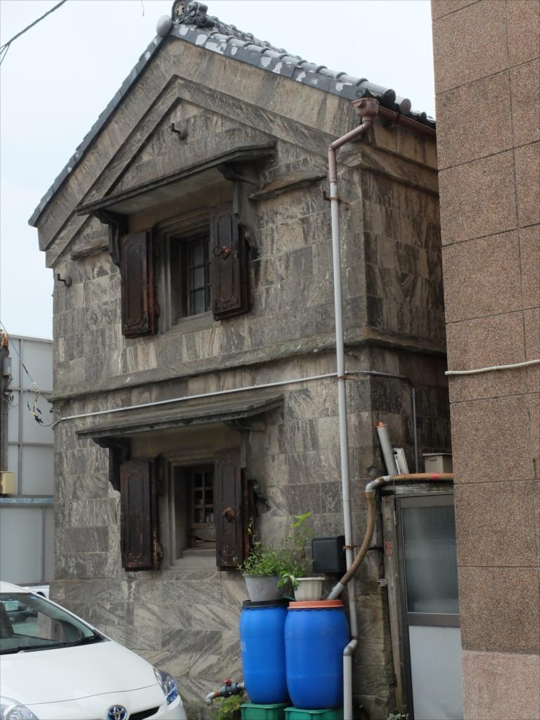 溝川酒店の蔵