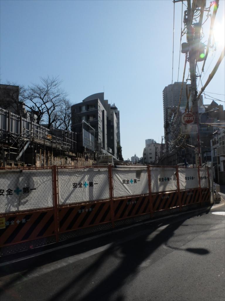 東横線高架跡_渋谷区恵比寿西_1