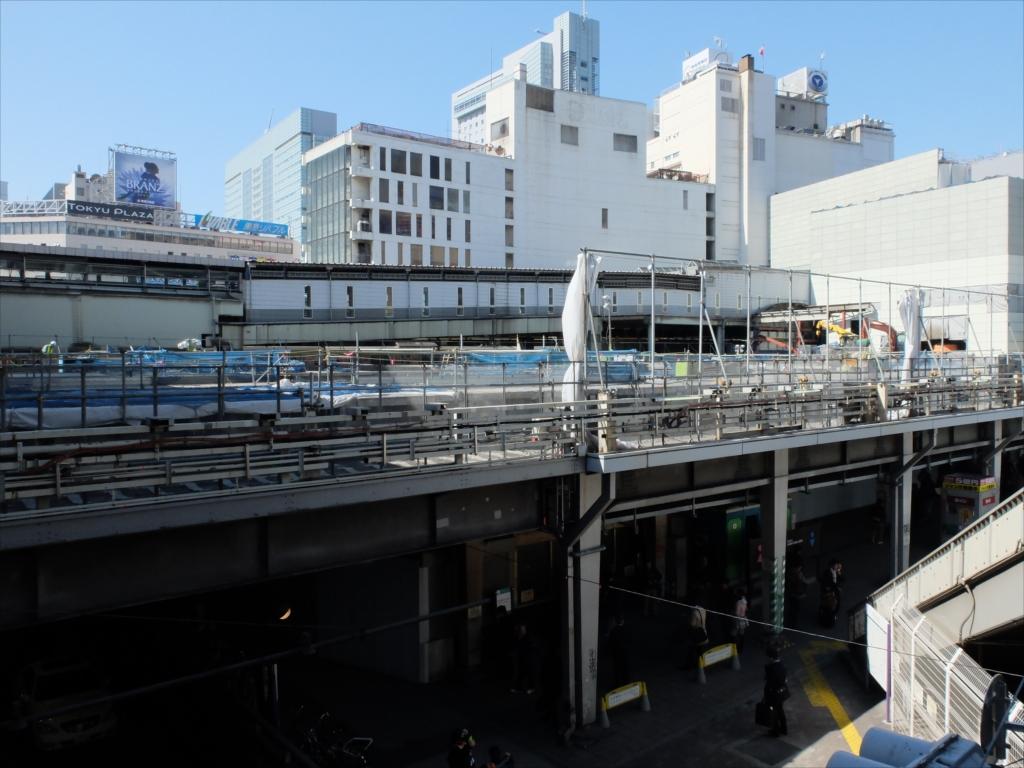 東横線渋谷駅ホーム跡_4