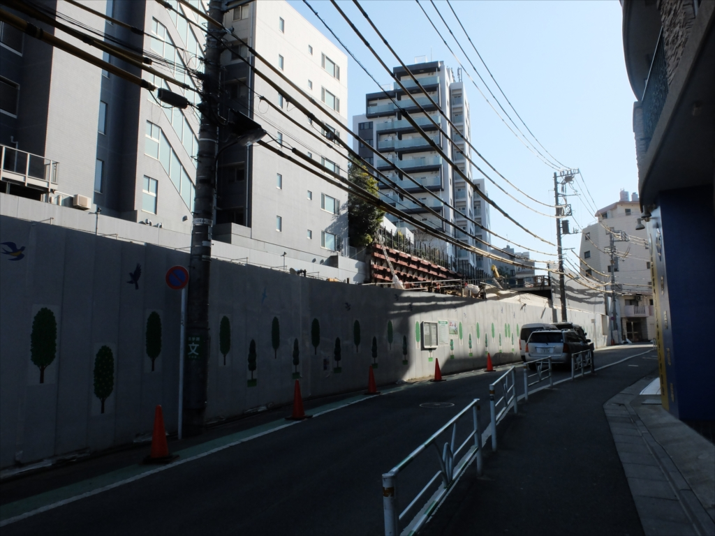 東横線高架跡_渋谷区恵比寿西_4