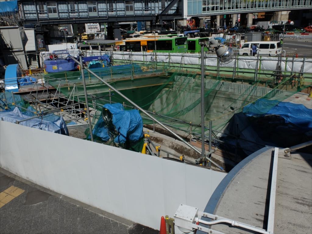渋谷川の暗渠_1