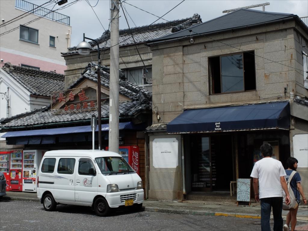 『山田屋酒店』と隣接する『シェアスペースKULA』_4