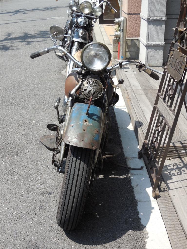 格好いいバイクたち_2