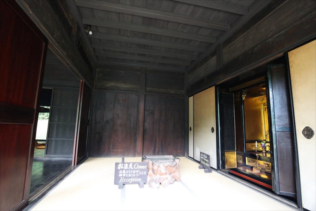 オマエと仏壇