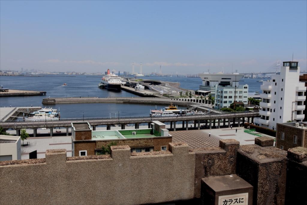 QE2寄港時には絶好の撮影スポットになりそうだ_1