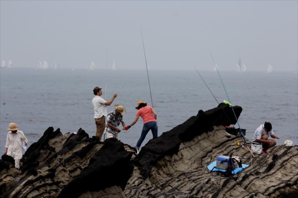 やはり釣りをしている人が多い_1