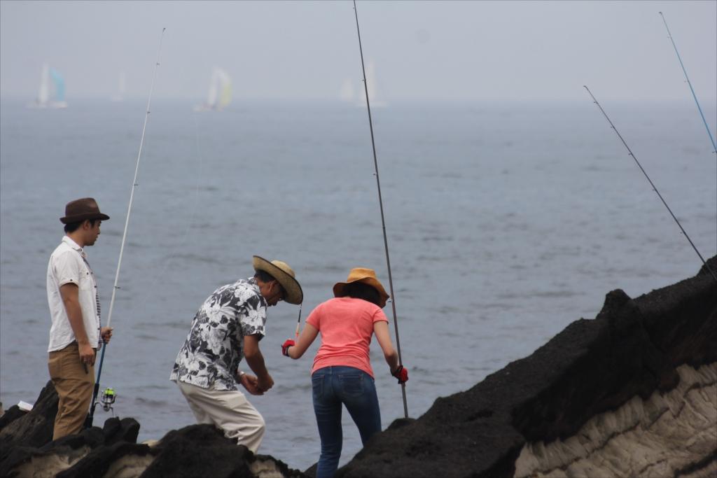 やはり釣りをしている人が多い_3