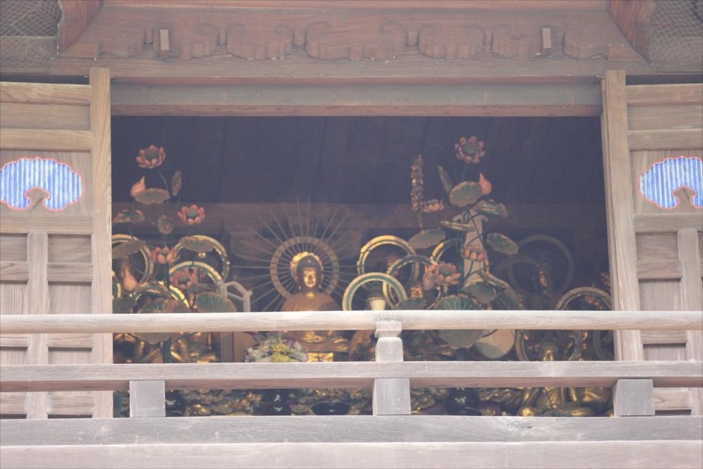 楼門に阿弥陀如来と二十五菩薩が見える_1