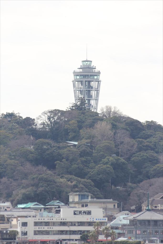 片瀬東浜からの眺め_1