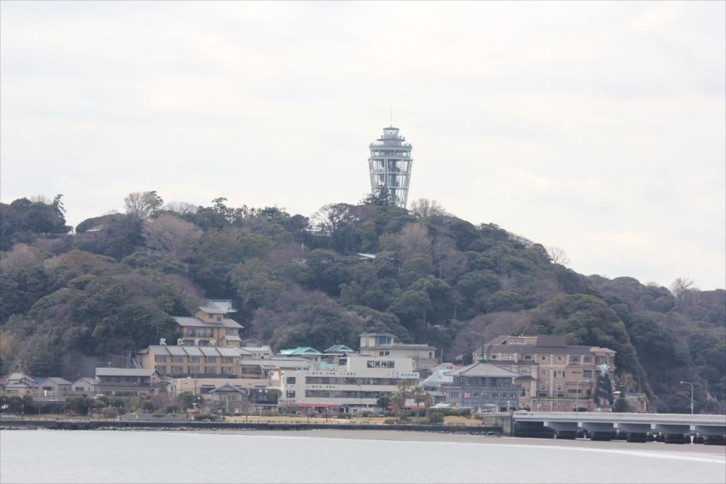 片瀬東浜からの眺め_2