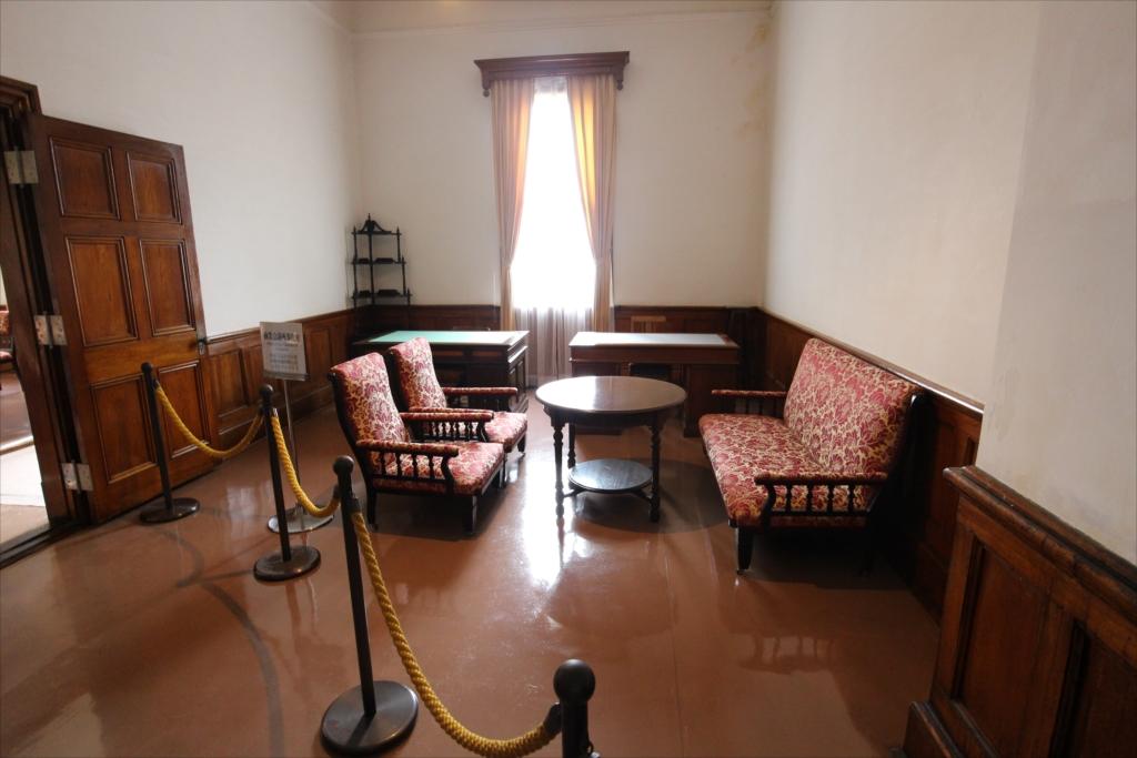 商工会議所事務室と応接室など_1
