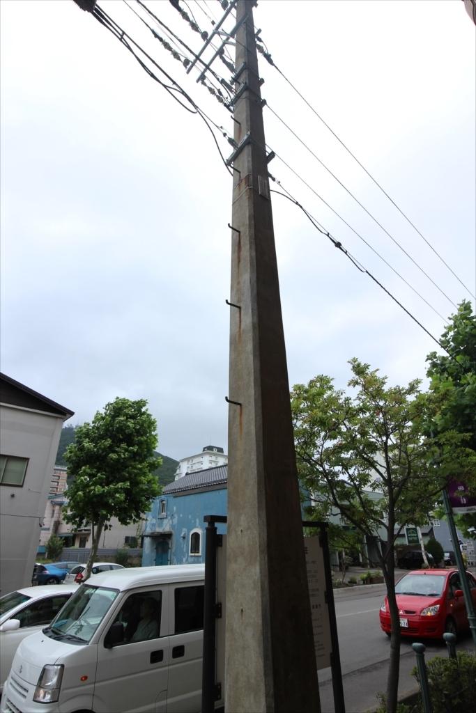 日本最古のコンクリート製電柱_3