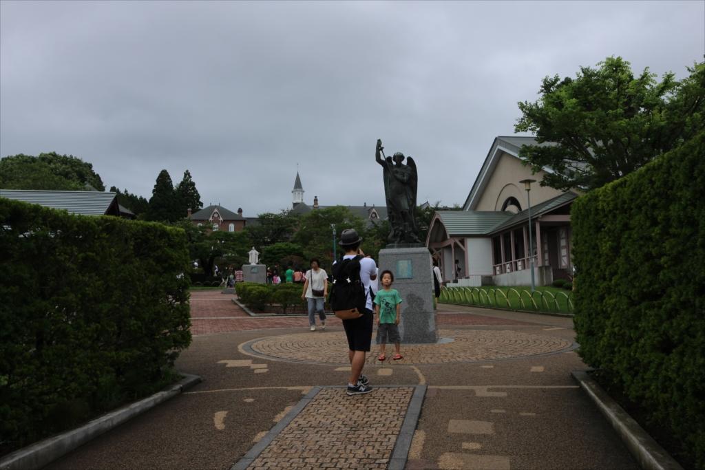修道院敷地途中までの様子_4
