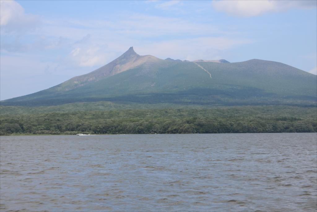 駒ケ岳をじっくり眺める_2