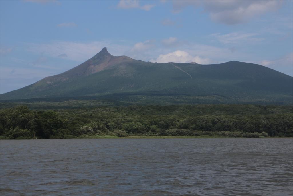 駒ケ岳をじっくり眺める_3