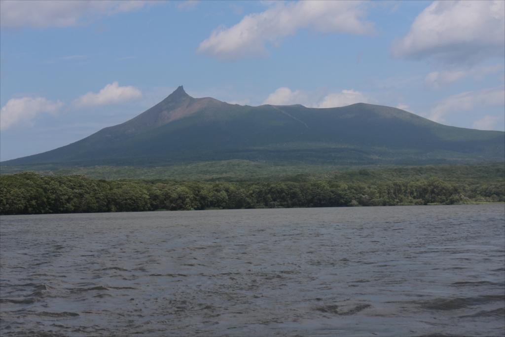 駒ケ岳をじっくり眺める_4