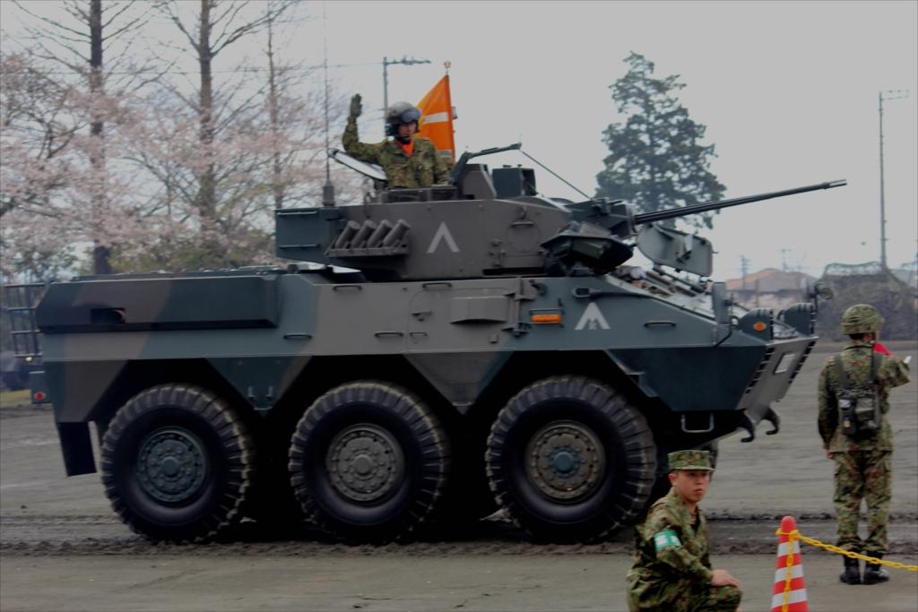 87式偵察警戒車_1