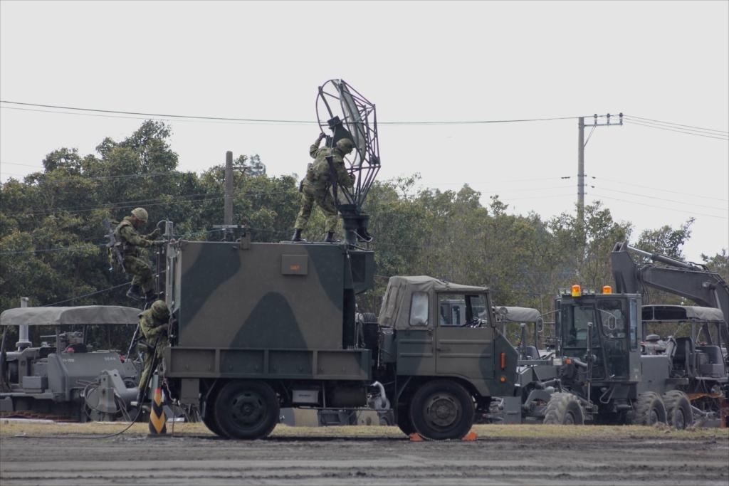79式対空レーダー装置 JTPS-P9_7