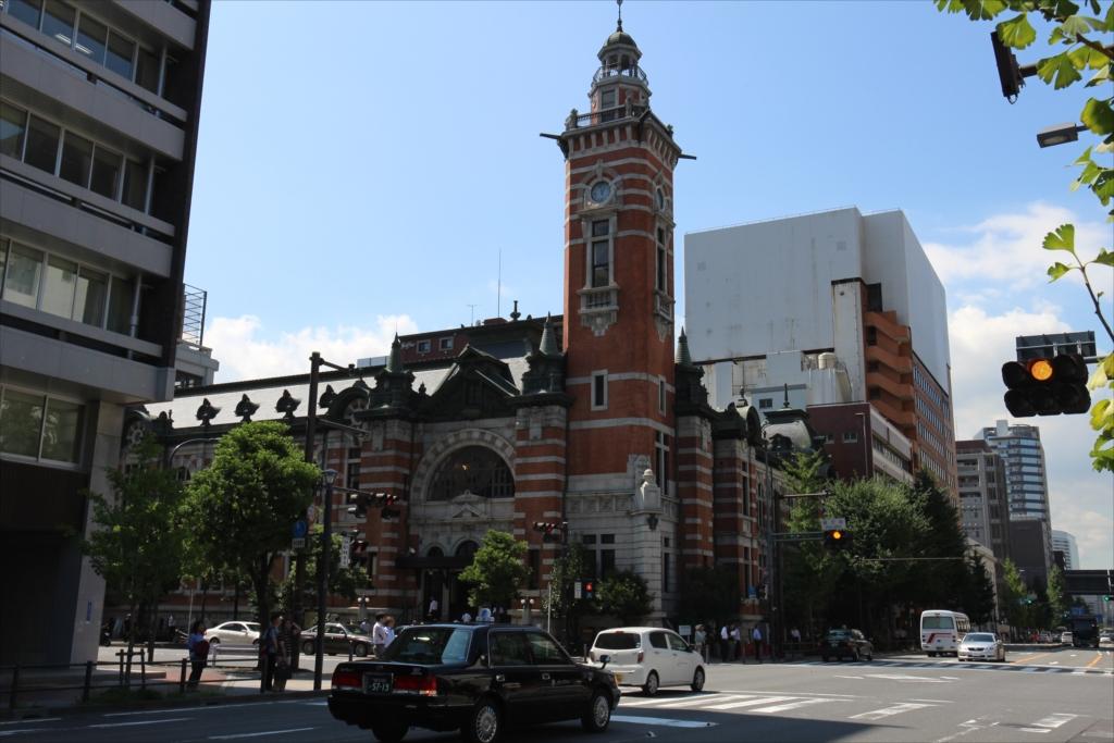 横浜市開港記念会館外観_1