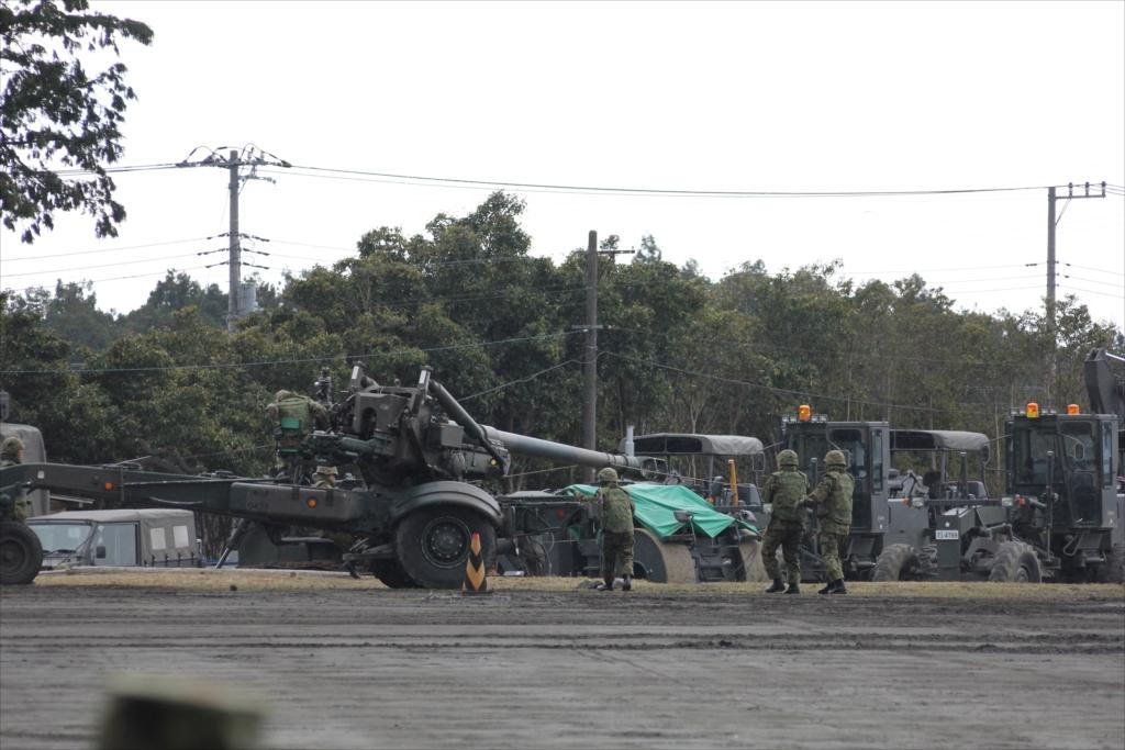 155mmりゅう弾砲 FH70_1