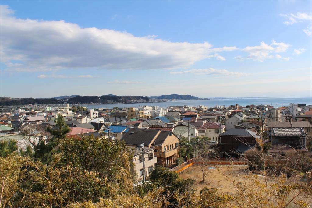 見晴台からの海の眺望_2