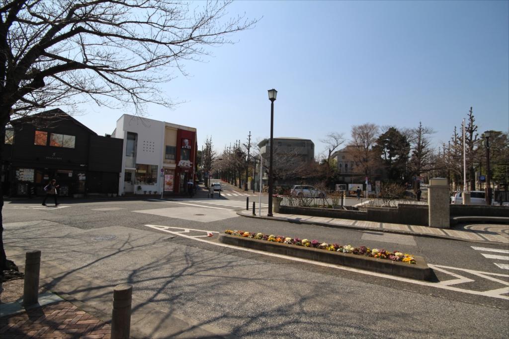 駅前(ロータリー側)の様子_3