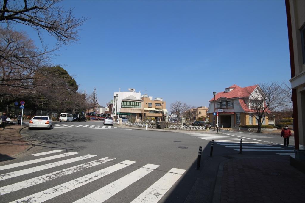 駅前(ロータリー側)の様子_4