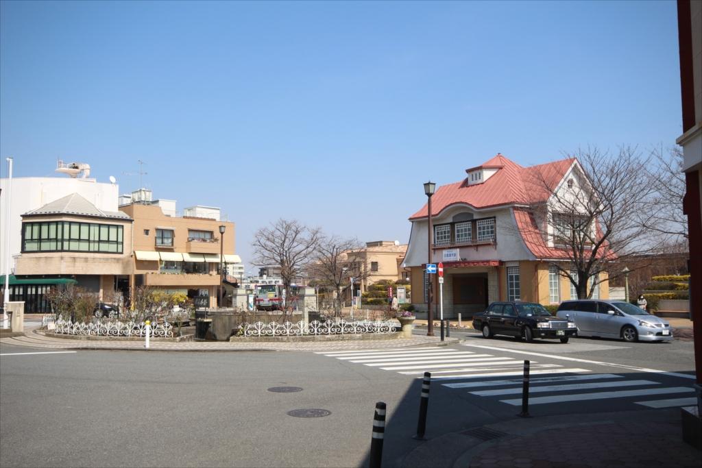 駅前(ロータリー側)の様子_5