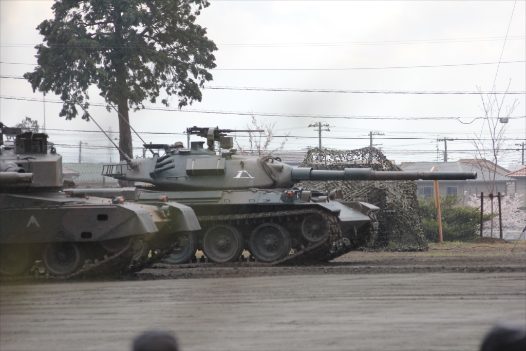 74式戦車や90式戦車の投入_3