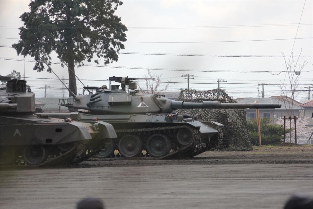 74式戦車や90式戦車の投入_4