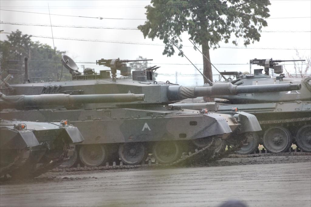 74式戦車や90式戦車の投入_5