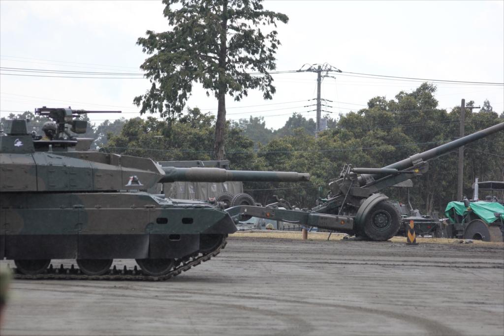 74式戦車や90式戦車の投入_7