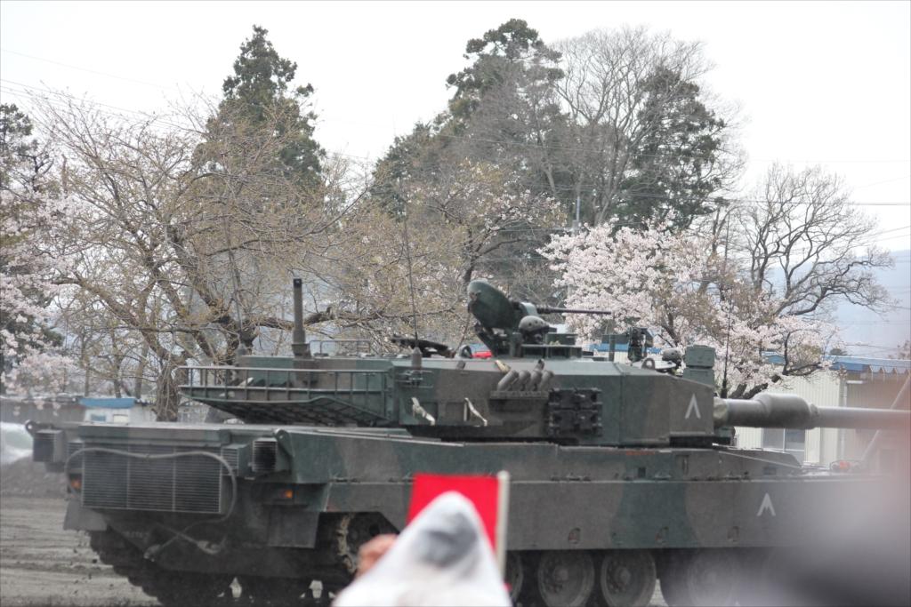 74式戦車や90式戦車の投入_15
