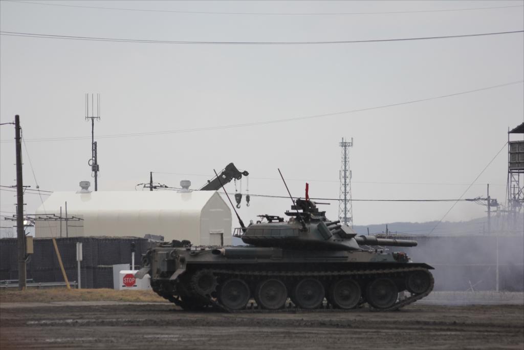 74式戦車や90式戦車の投入_16