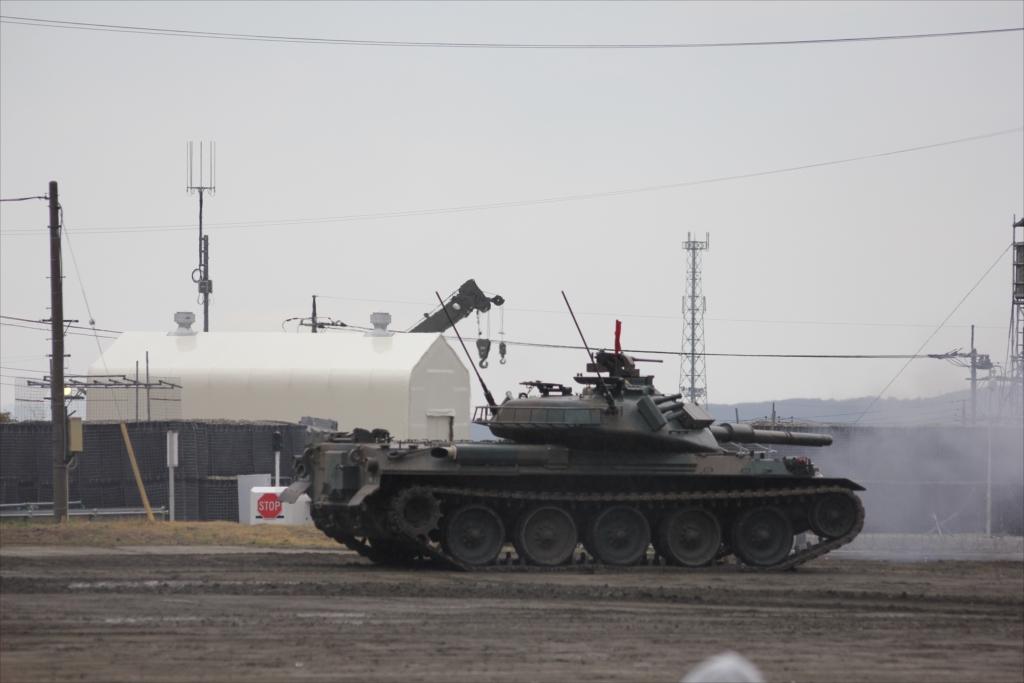 74式戦車や90式戦車の投入_17