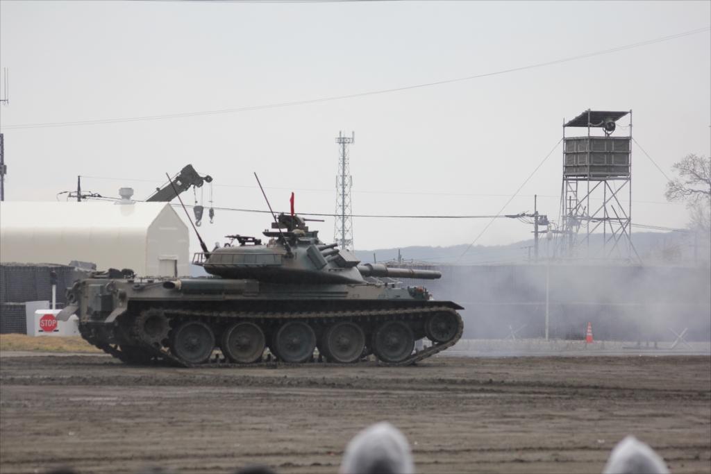 74式戦車や90式戦車の投入_19
